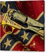 Confederate Sidearm Canvas Print