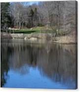 Connecticut College Arboretum  Canvas Print