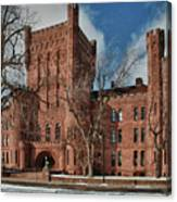 Connecticut Street Armory 3997a Canvas Print