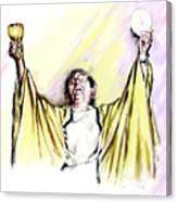 Consecration  Canvas Print