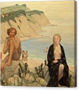 Consolation Of Ariadne Canvas Print