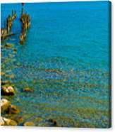 Constance Lake Landscape Canvas Print
