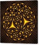 Constellation Canvas Print