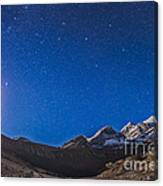 Constellations Of Perseus, Andromeda Canvas Print