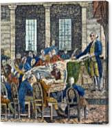 Constitutional Convention Canvas Print