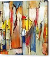 Contemporary Art Eight Canvas Print