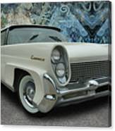 Continental Side View Canvas Print