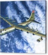 Convair B36 - Oil Canvas Print