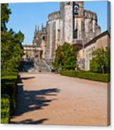 Convent Of Christ Canvas Print