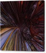 Convergence... Canvas Print
