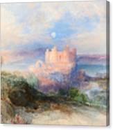 Conway Castle Canvas Print
