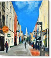 Cook Street   Cork Ireland Canvas Print