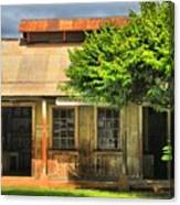 Cookhouse Theater Lahaina Canvas Print