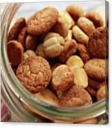 Cookie Jar Canvas Print