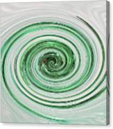 Cool Mint Whip Canvas Print
