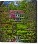 Coolfront Manor House Canvas Print