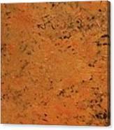 'cooling Lava' Canvas Print