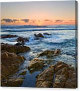 Coolum Dawn Canvas Print