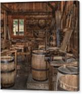 Cooperage Canvas Print