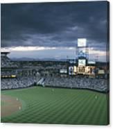 Coors Field, Denver, Colorado Canvas Print