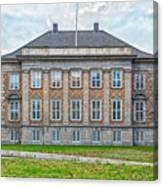 Copenhagen Eastern High Court Canvas Print