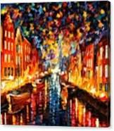 Copenhagen Canvas Print