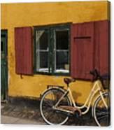 Copenhagen Still Life Canvas Print