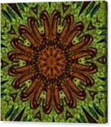 Copper Jewel Canvas Print