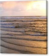 Copper Shores Canvas Print