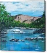 Coppins Crossing, Act, Australia Canvas Print