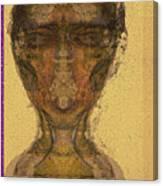 Coptic 3 Canvas Print