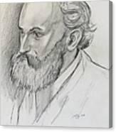 Copy Of Degas Canvas Print