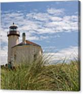 Coquille Lighthouse H Canvas Print