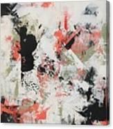 Coral #1 Canvas Print
