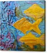 Coral Chorale Canvas Print