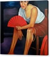 Cordoba De Noche  Canvas Print