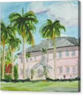 Cornell Museum Canvas Print