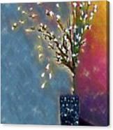 Cornered Canvas Print