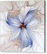 Cornflower blues Canvas Print