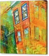 Cornice Canvas Print