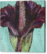 Corpse Flower Canvas Print