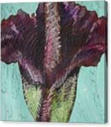 Corpse Flower Canvas Print