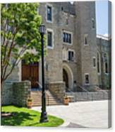 Corr Residence Hall Canvas Print