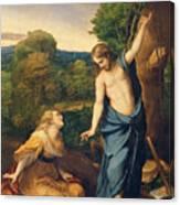 Correggio Canvas Print