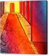 Corridor Of Dreams Canvas Print