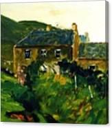 Corrymore 1913 Canvas Print