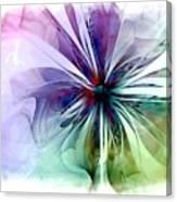 Corsage Canvas Print