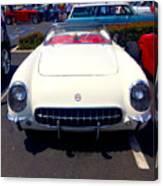 Corvette Convertible Canvas Print