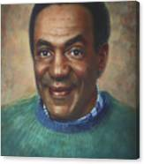 Cosby Canvas Print