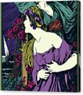 Cosi Fan Tutte Opera Canvas Print